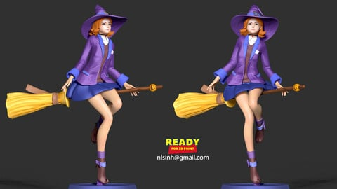 Witch - Happy Halloween 2021