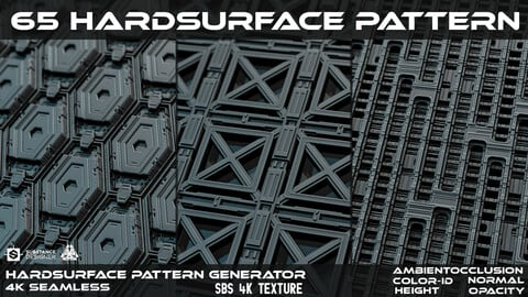 65 Hardsurface Pattern