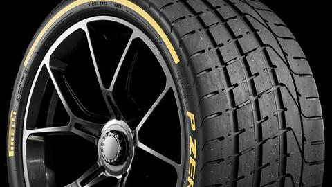P ZERO™ 325/30R20   Pirelli (Real World Details) • Revamped