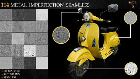 114 Metal Imperfection seamless-vol 2