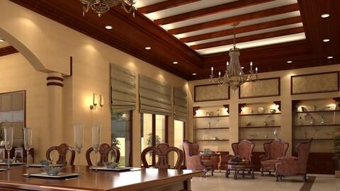 Arabic Heritage Interior Home