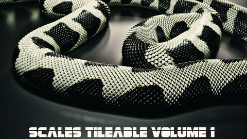 Scales Tileable Volume 1