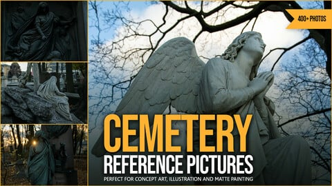 400+ Cemetery Reference Pictures