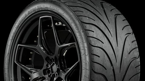 Federal 595 RS R • 285/30 ZR18 (Real World Details)