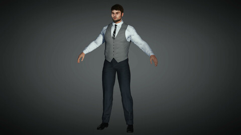 Male Character 06