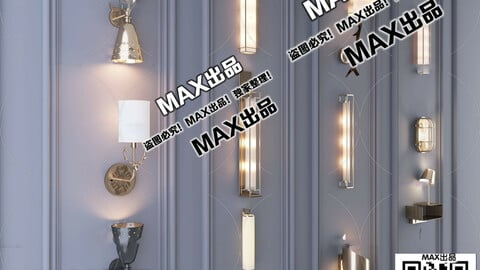 Wall light Collection 01