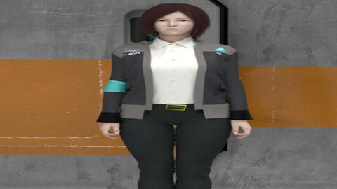 DETROIT BECOME HUMAN: RK800