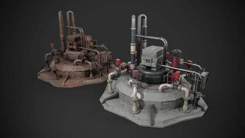 Machinery device