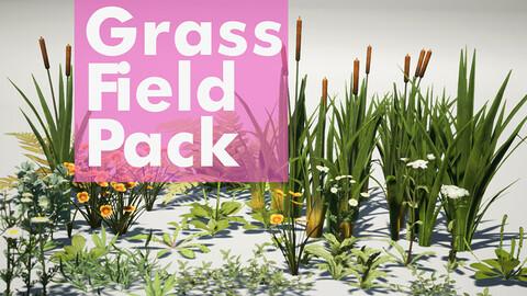 Grass Field Pack