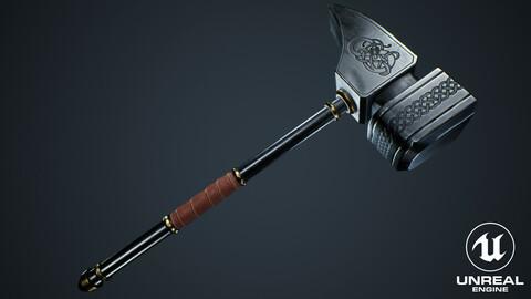 Viking Weapons - Hammer I