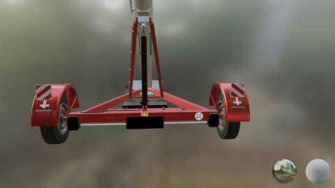 CanAGRO 926 VT-HK 3D model