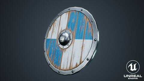 Viking Weapons - Flat Shield I