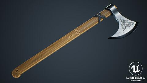 Viking Weapons - Small Axe I