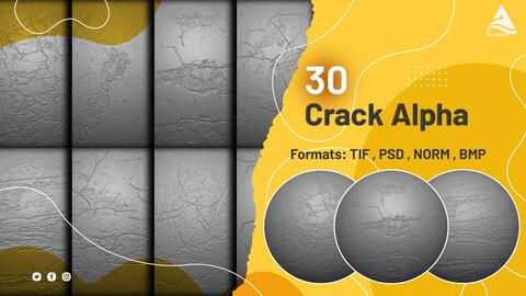 30 Crack Alpha
