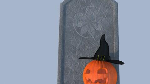 Halloween attributes