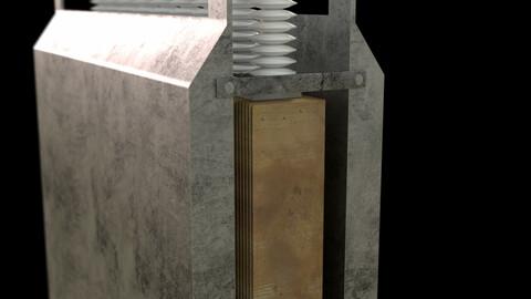 Sci-Fi Electrics generator