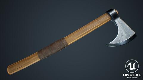 Viking Weapons - Small Axe II