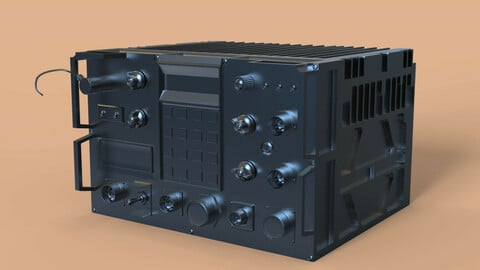Military Radio Set