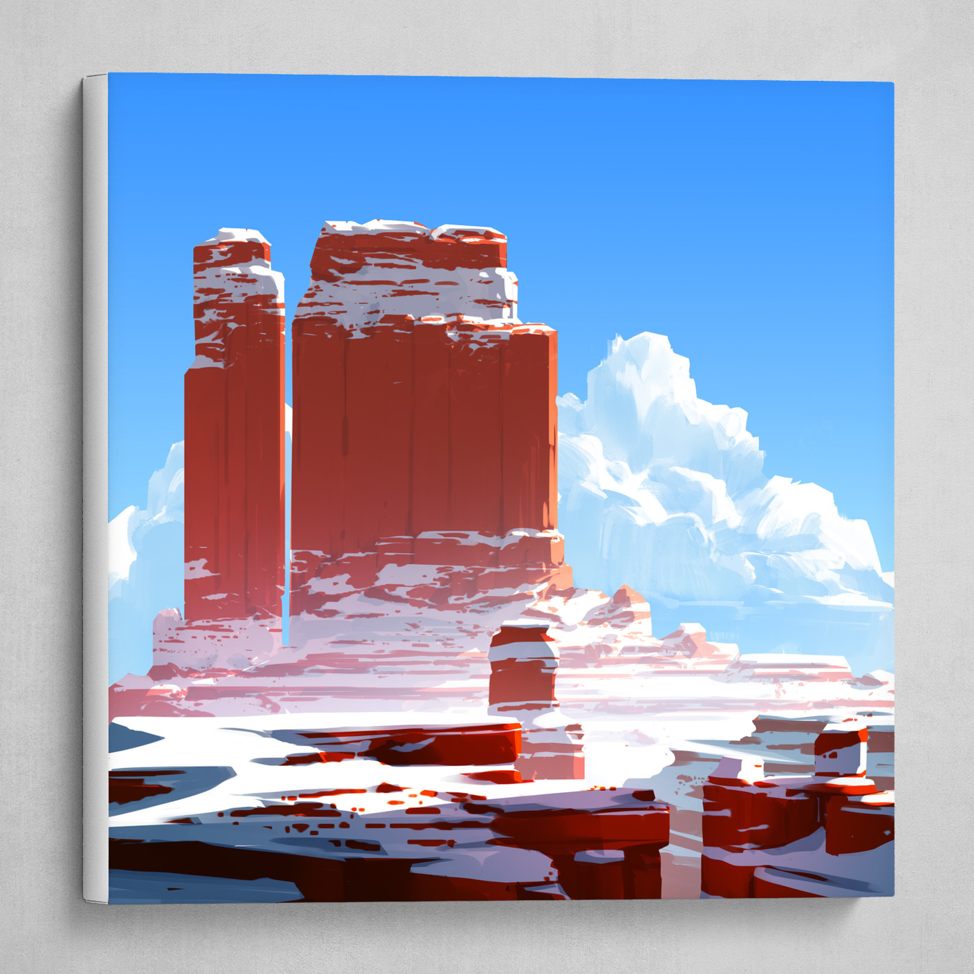 Red Mountains 2