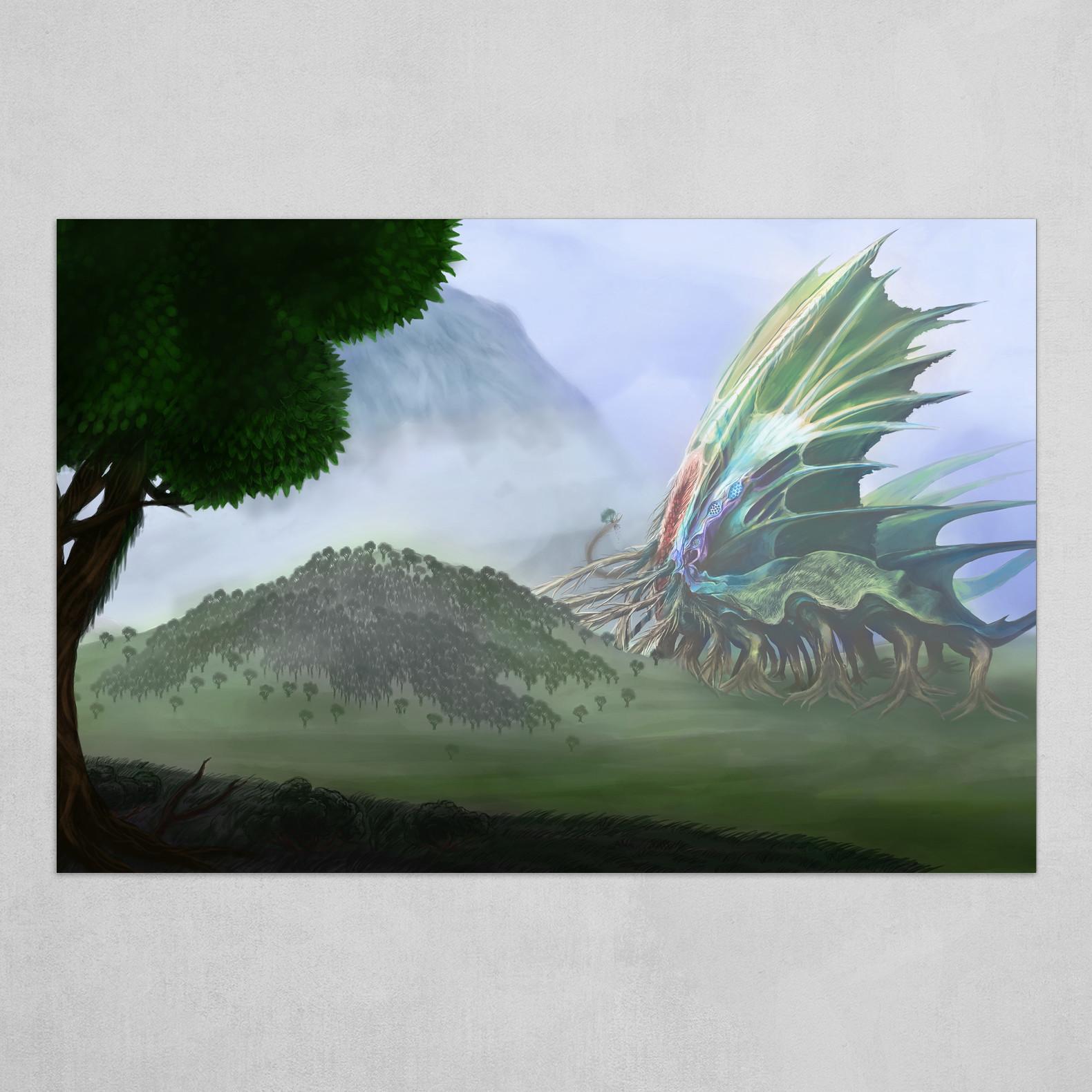 Giant Tree Devourer