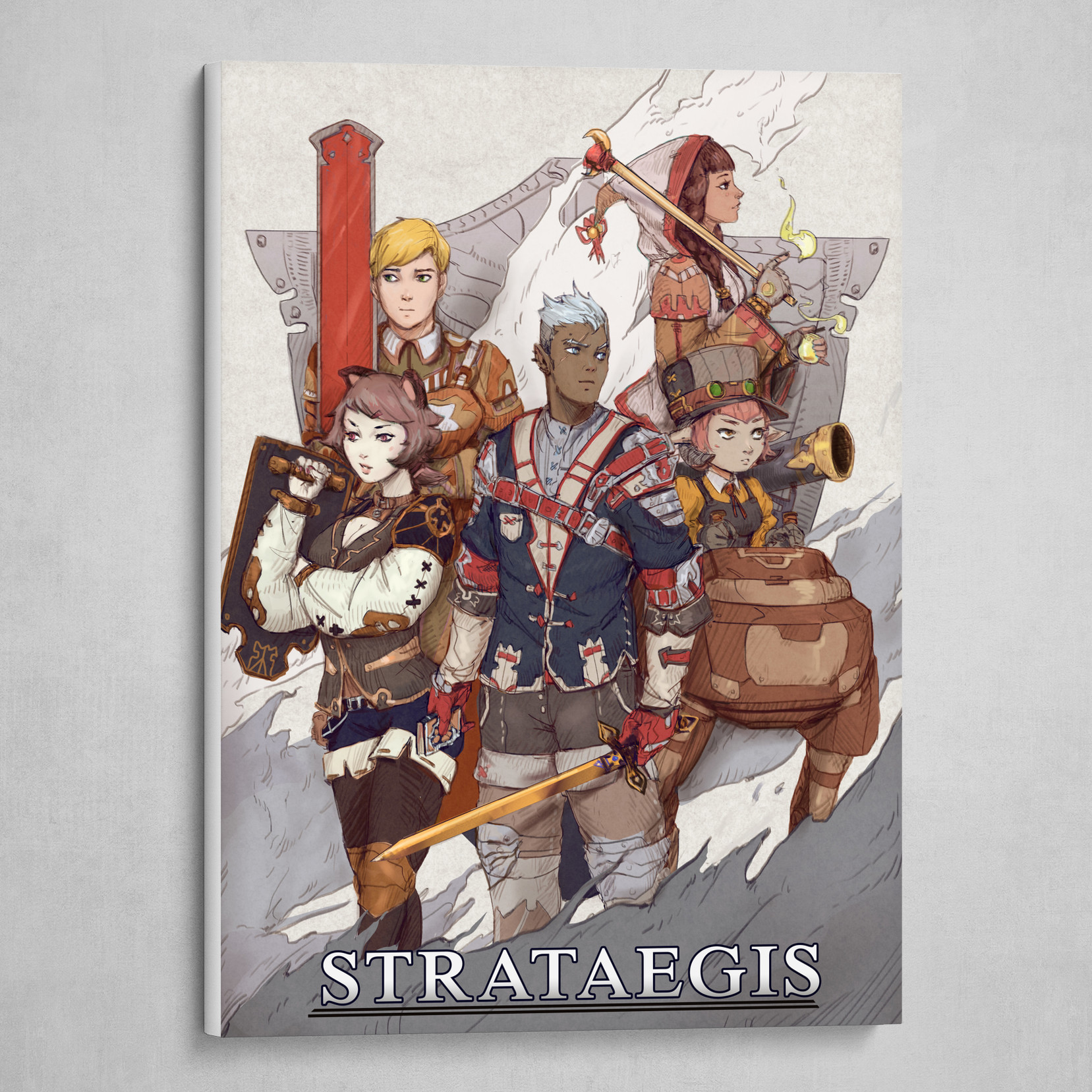 STRATAEGIS - ARCUS & COMPANY