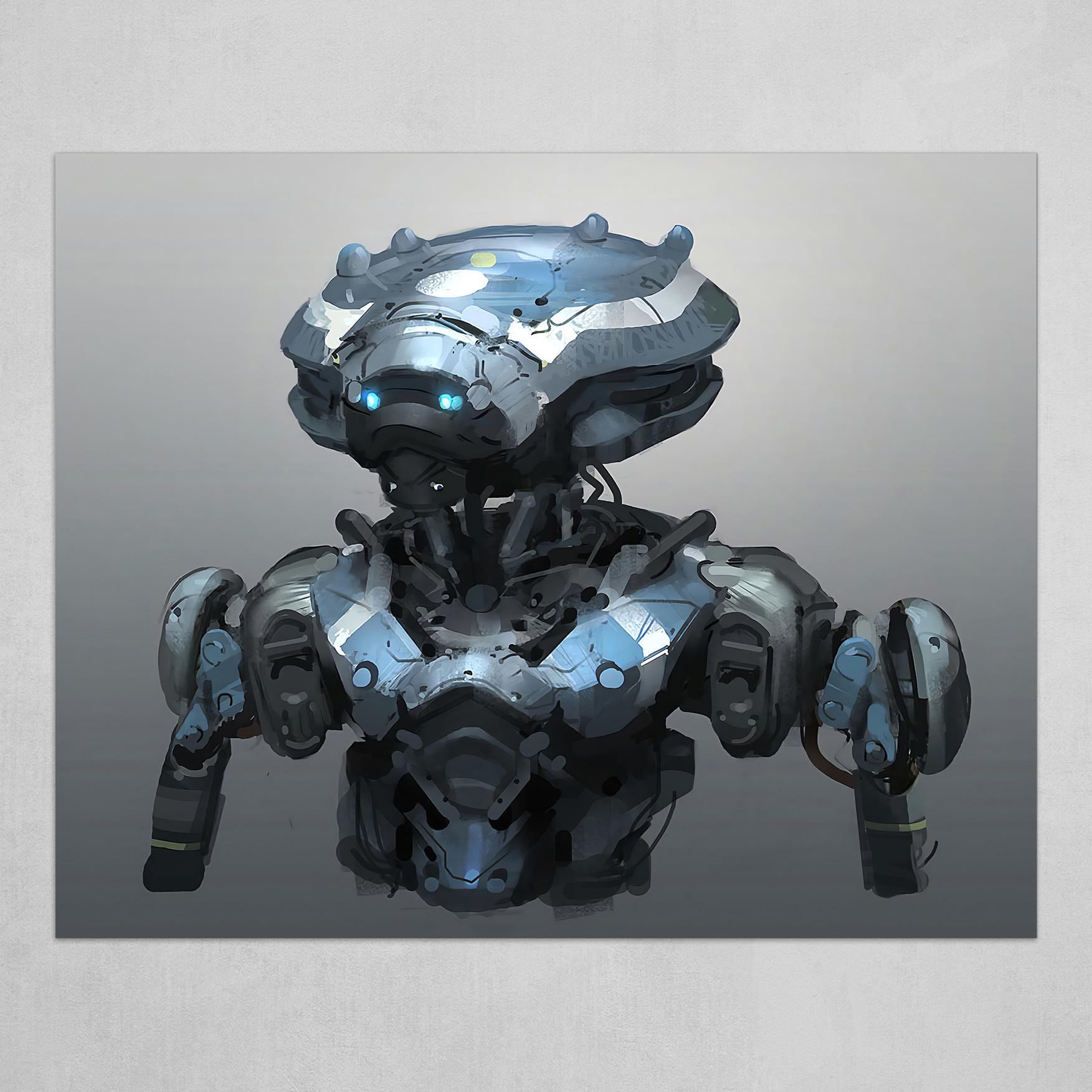 Robo Blue