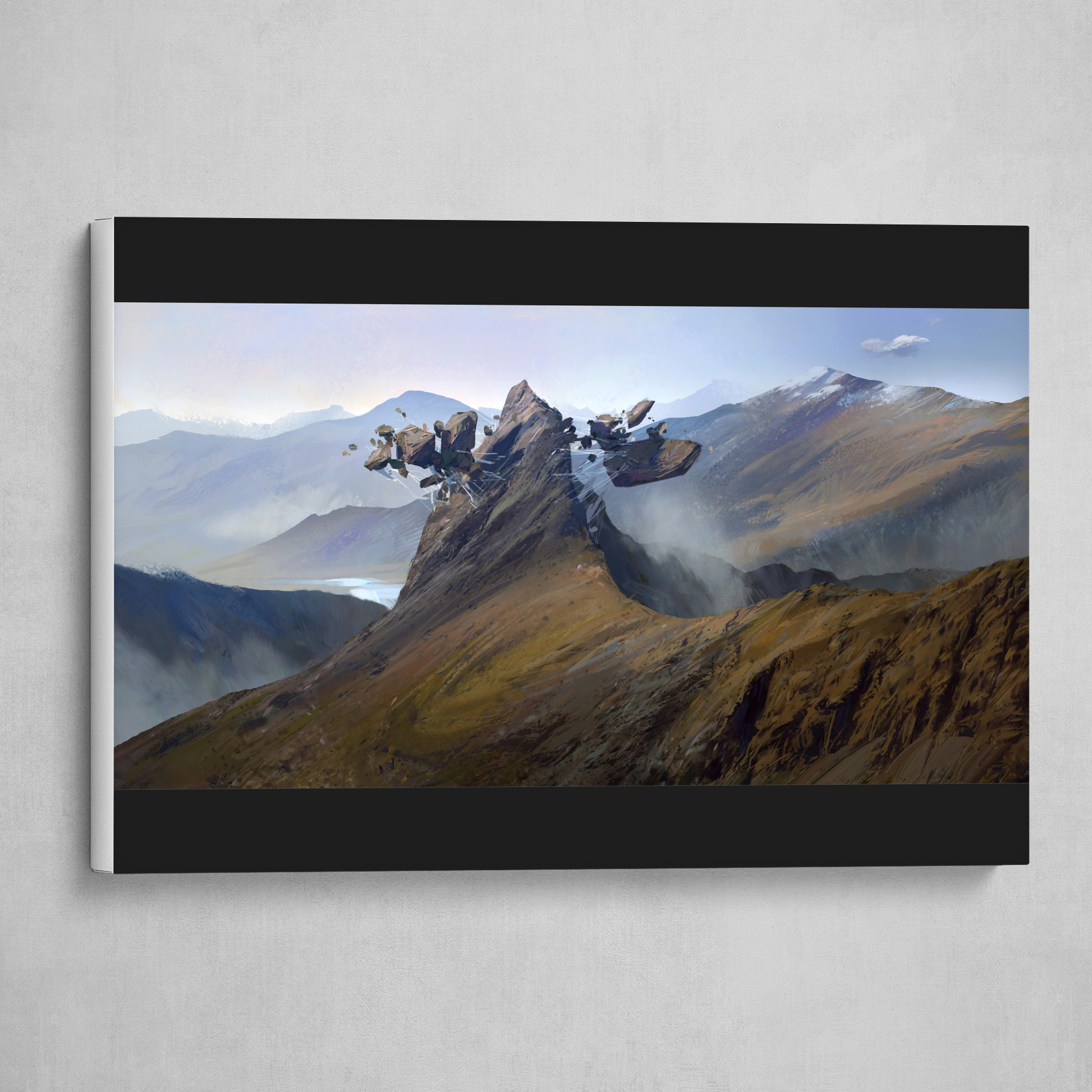 Mountain nest