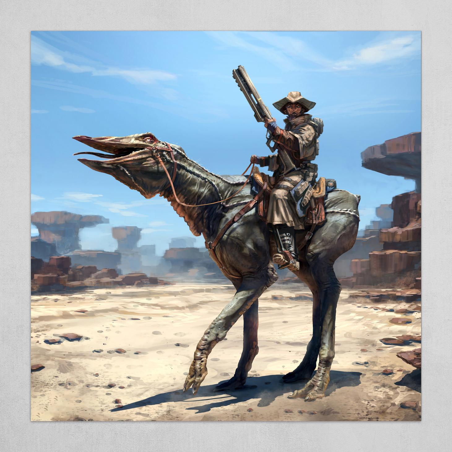 Sand rider