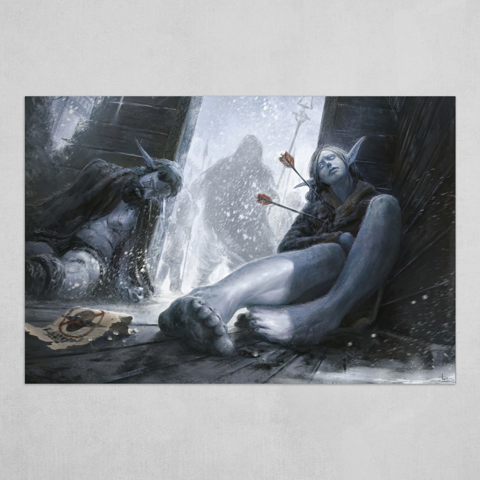 Cleansing of the elves