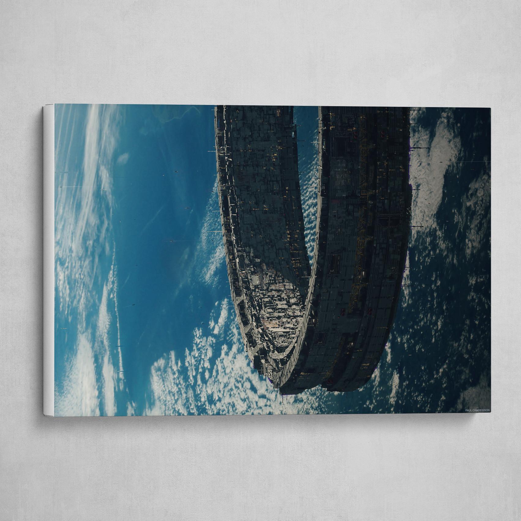 OFF WORLD | Orbital city