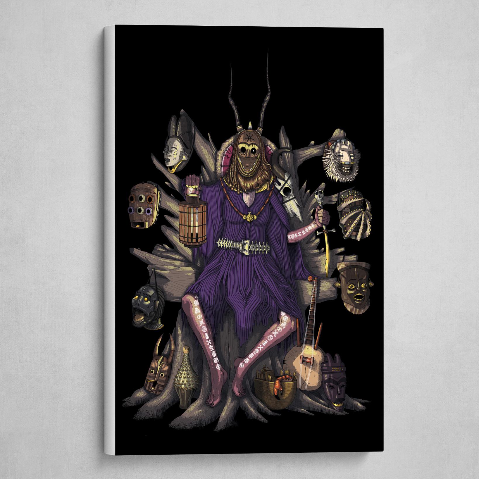 Oya Goddess of Death
