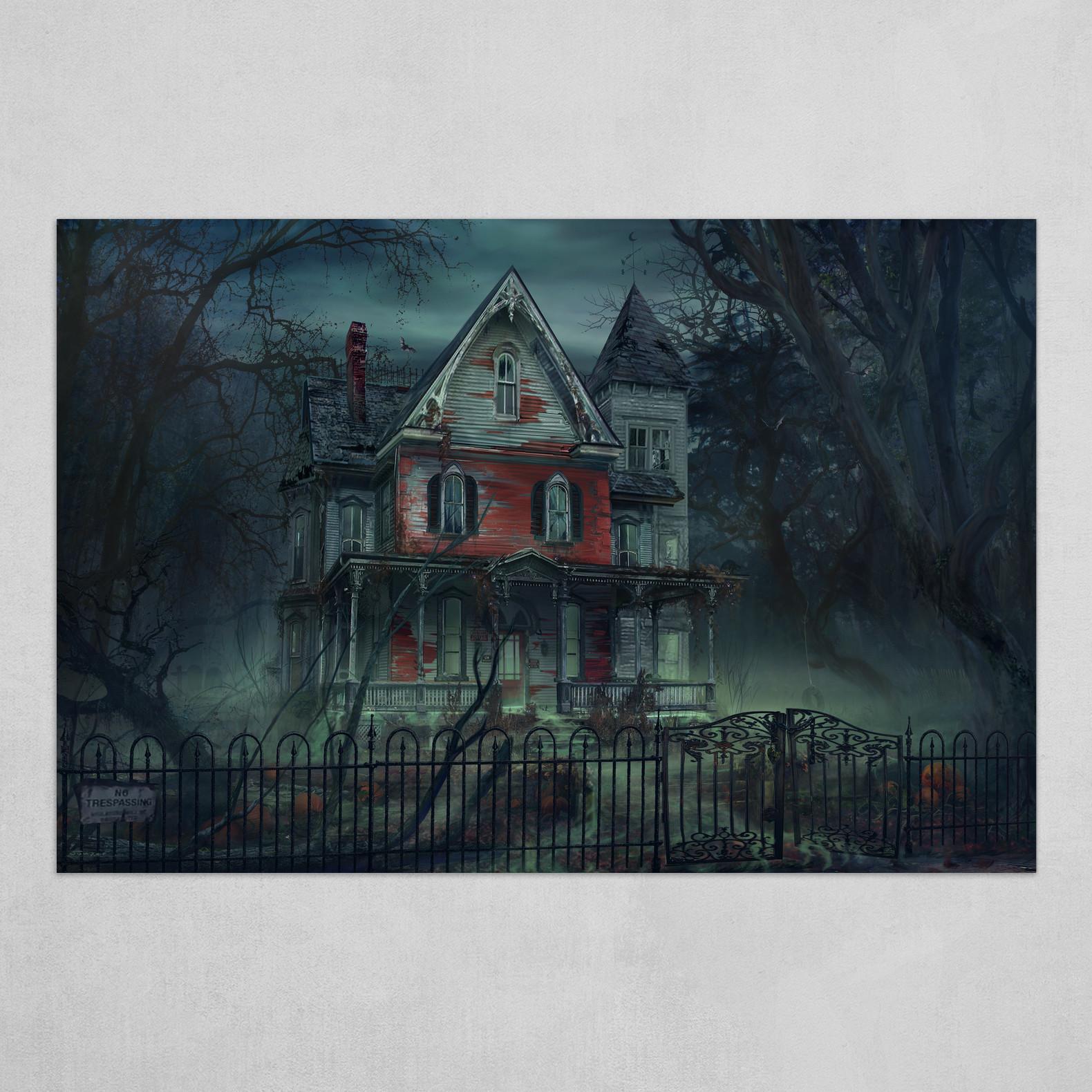 Haunted House Night