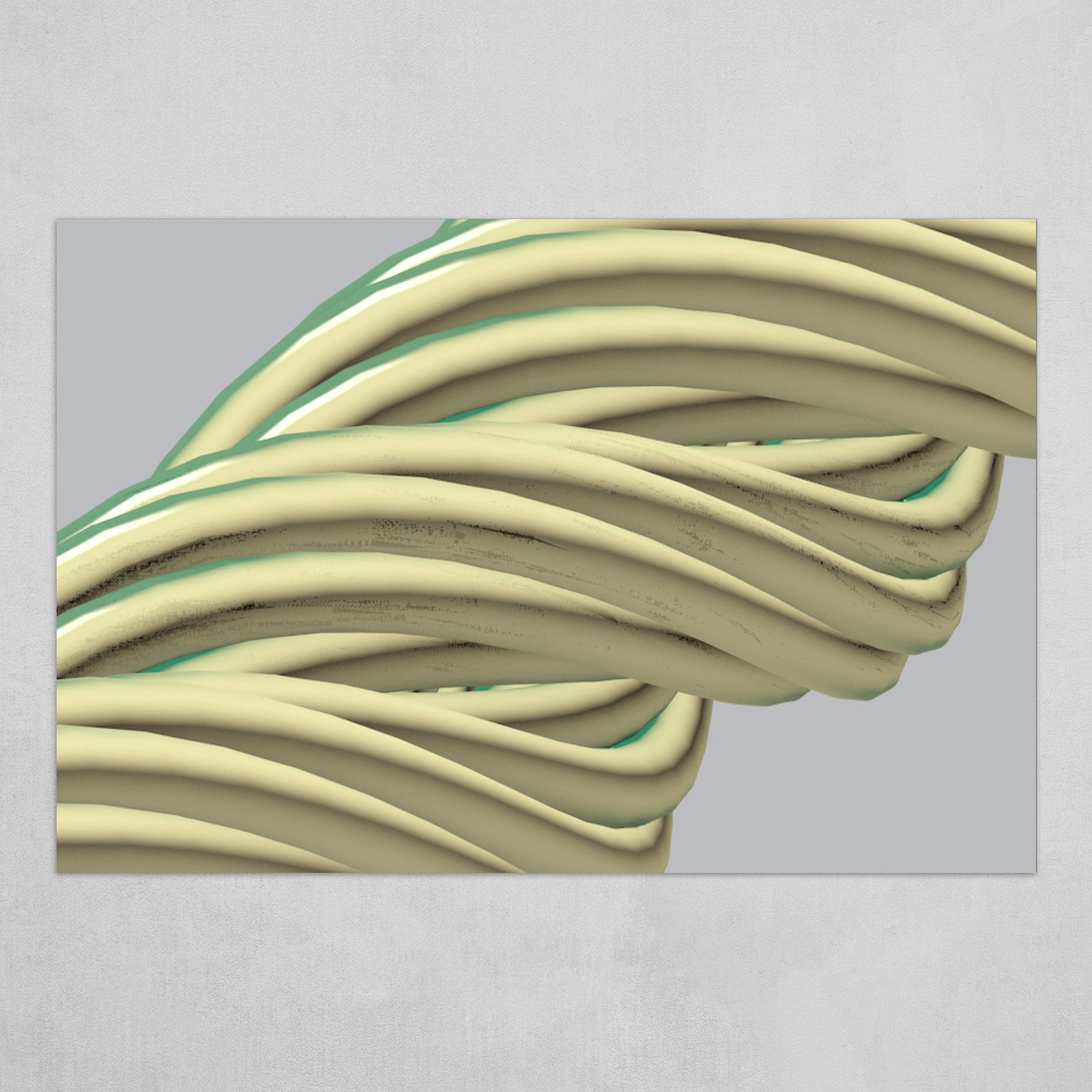 Cane rope