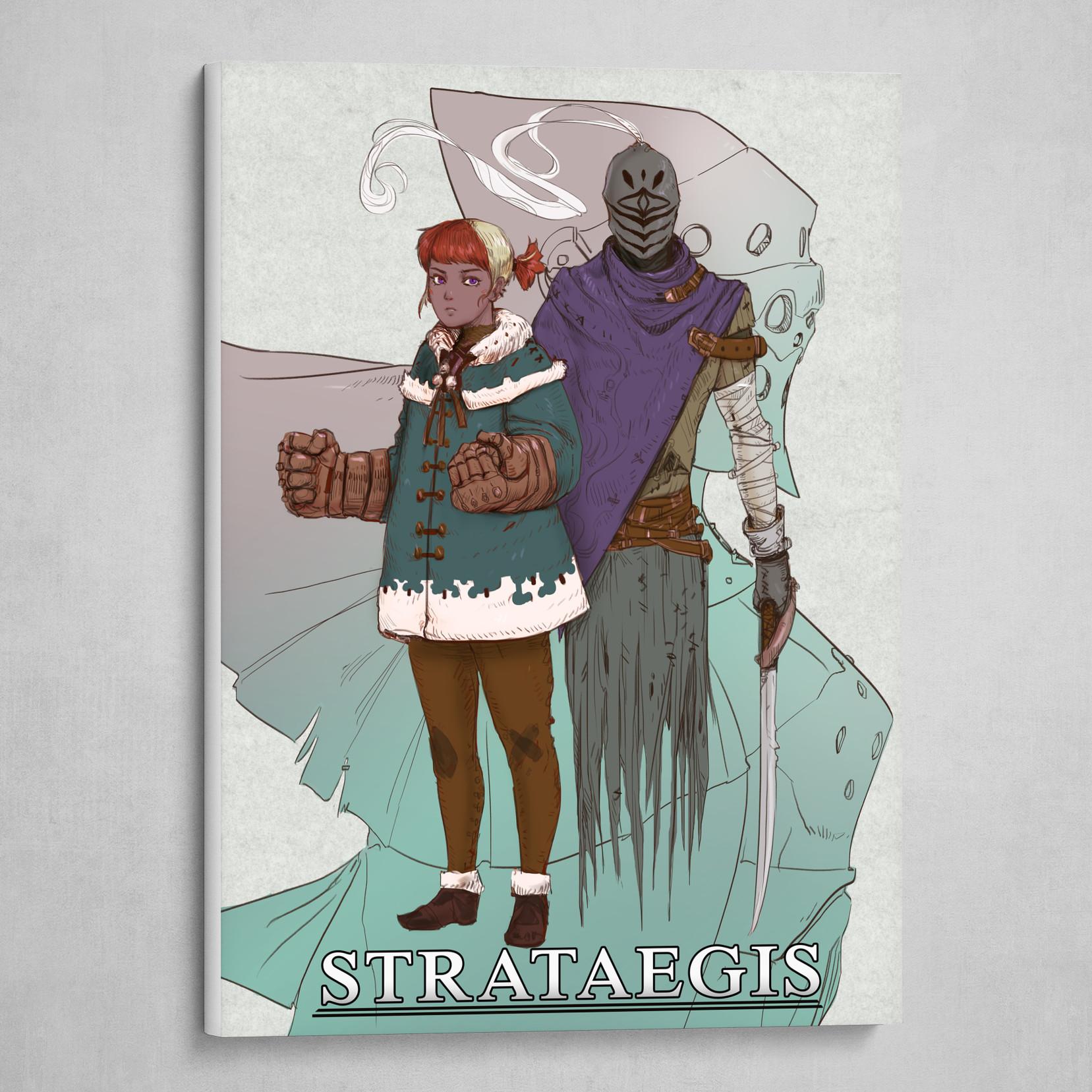 STRATAEGIS - DEMIDYS GALT & SPECTRAL ALLIES