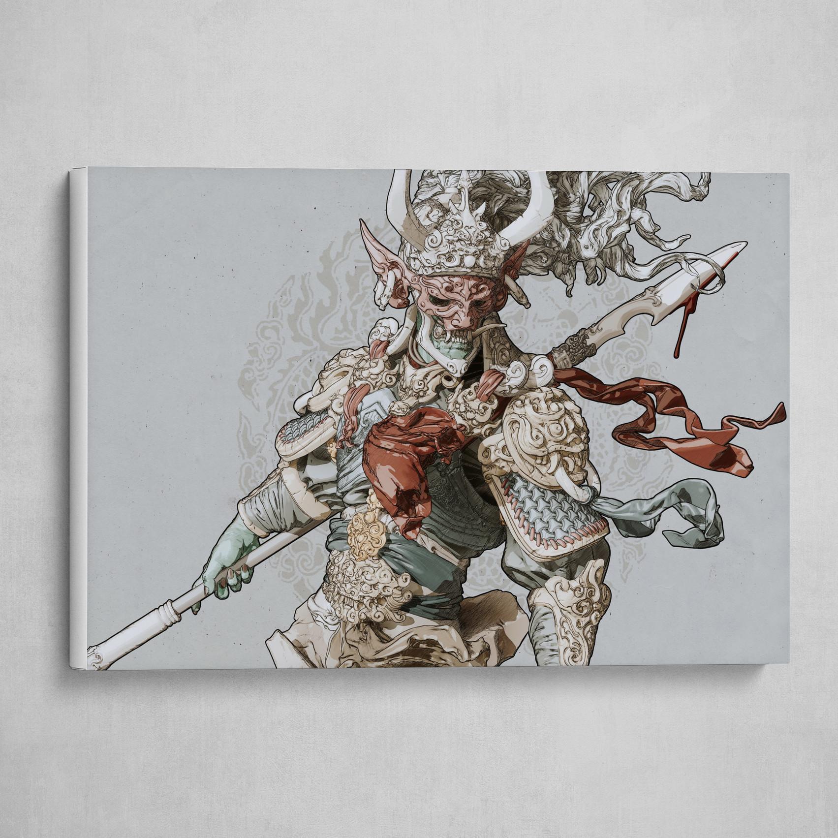 Warrior(Landscape1)