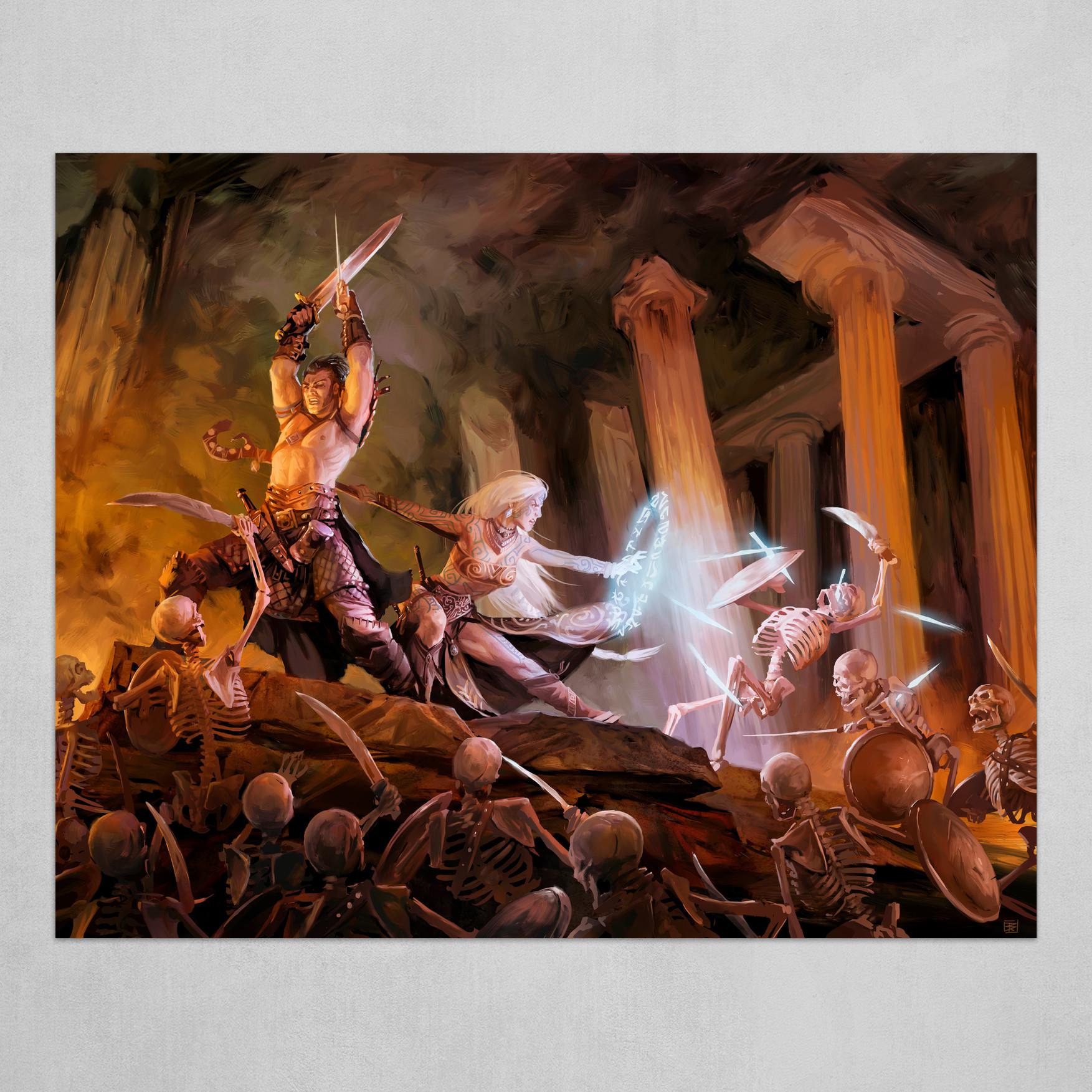 Mythic Heroes - Pathfinder®