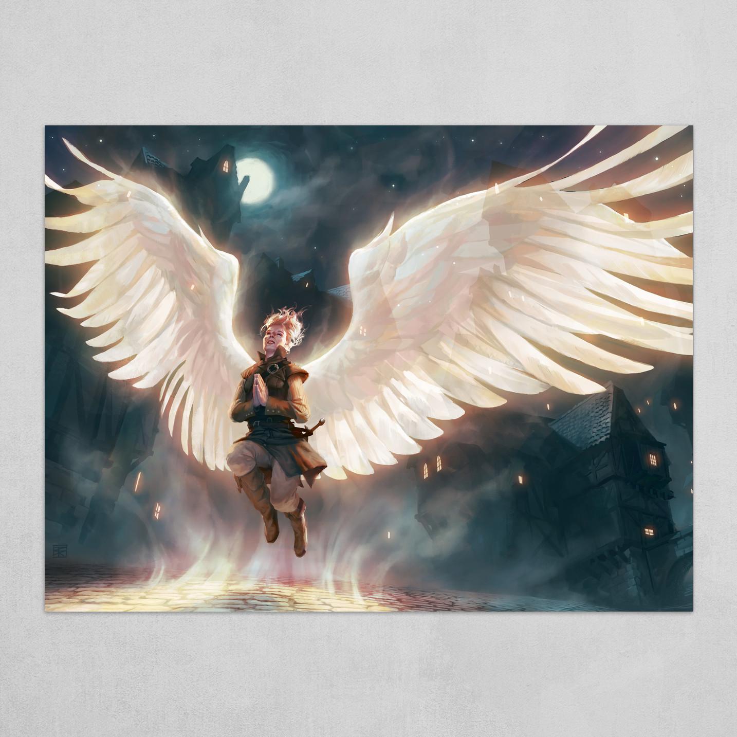 Angelic Reward - Magic the Gathering™