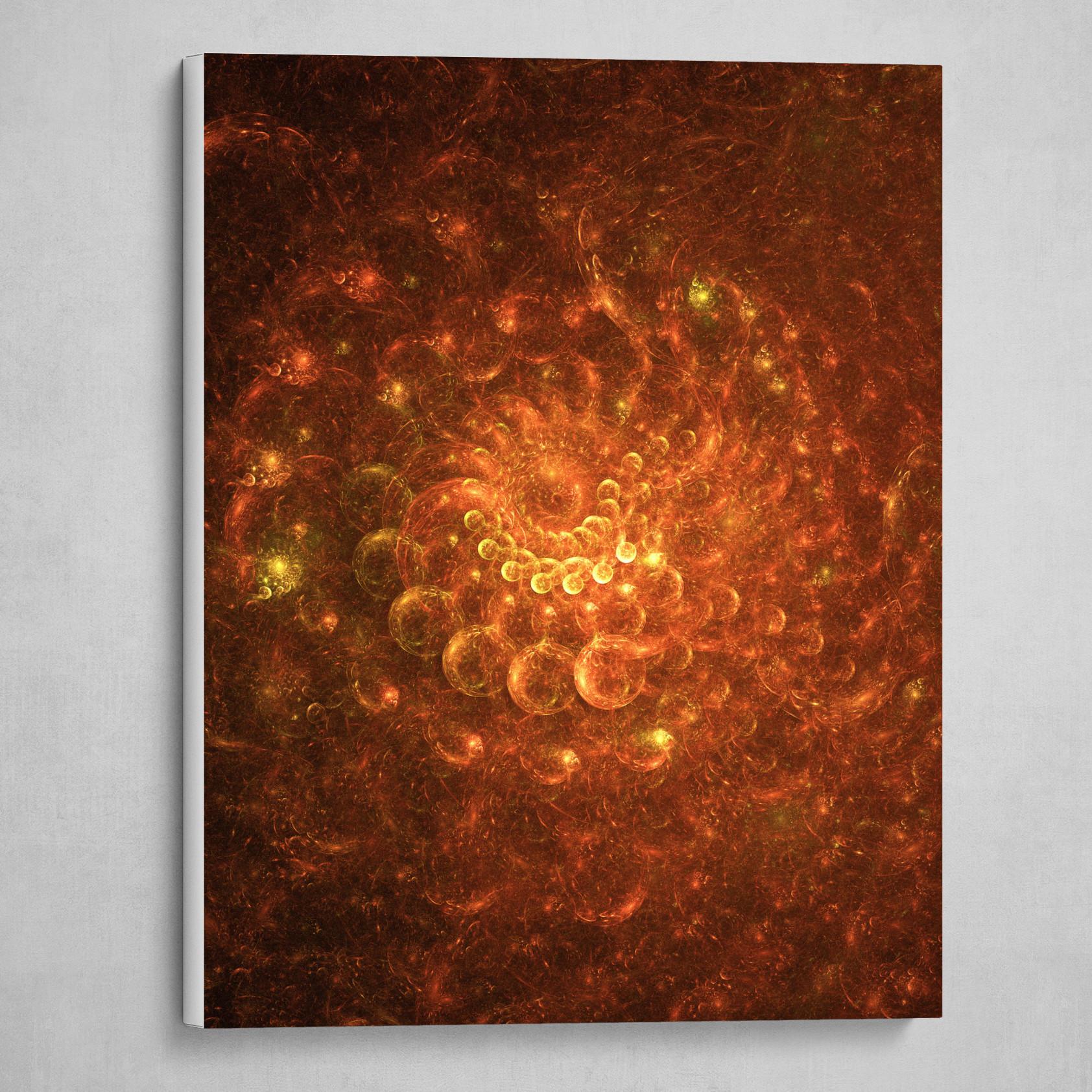 fractal golden  ratio