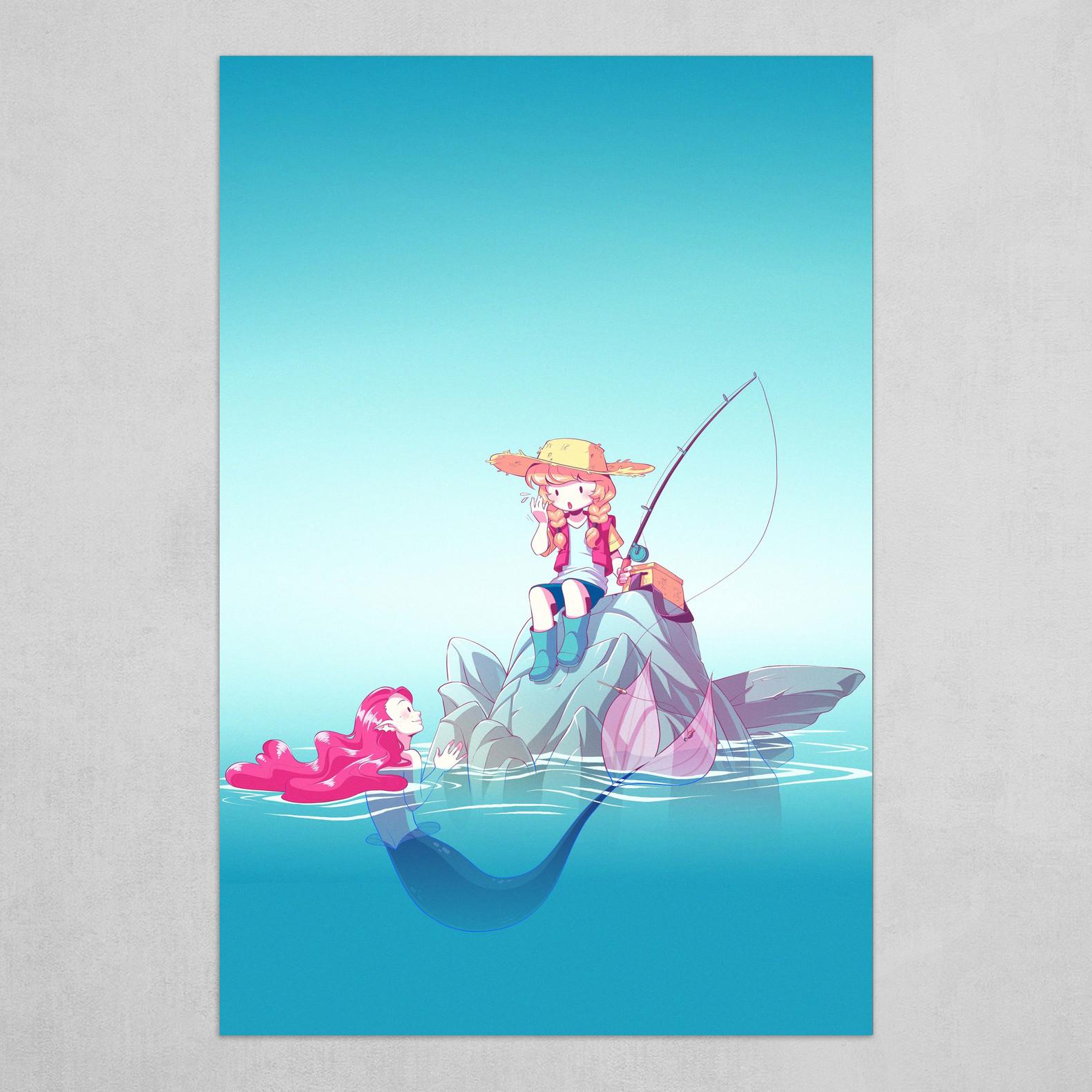 Malva and the Mermaid