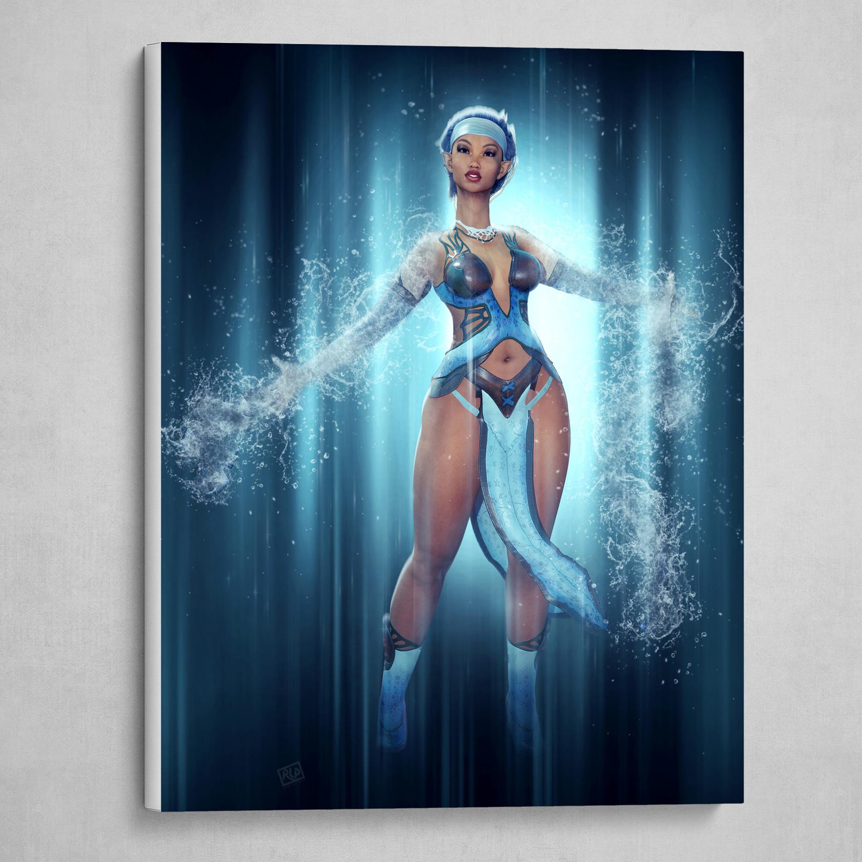 Aquarius (Female)