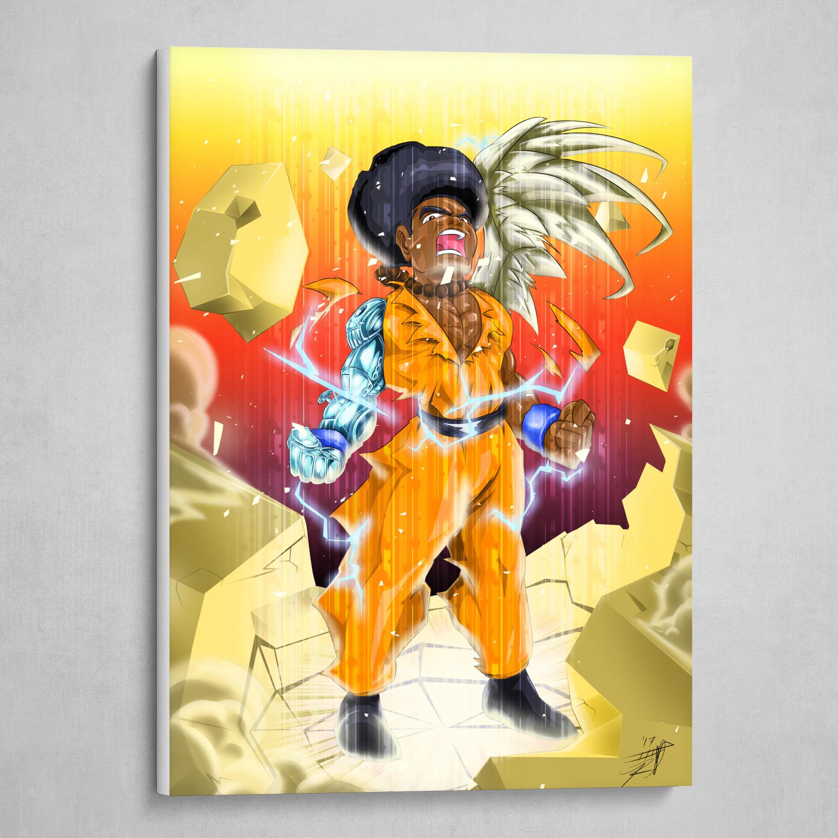 Super Afro Steam Funk