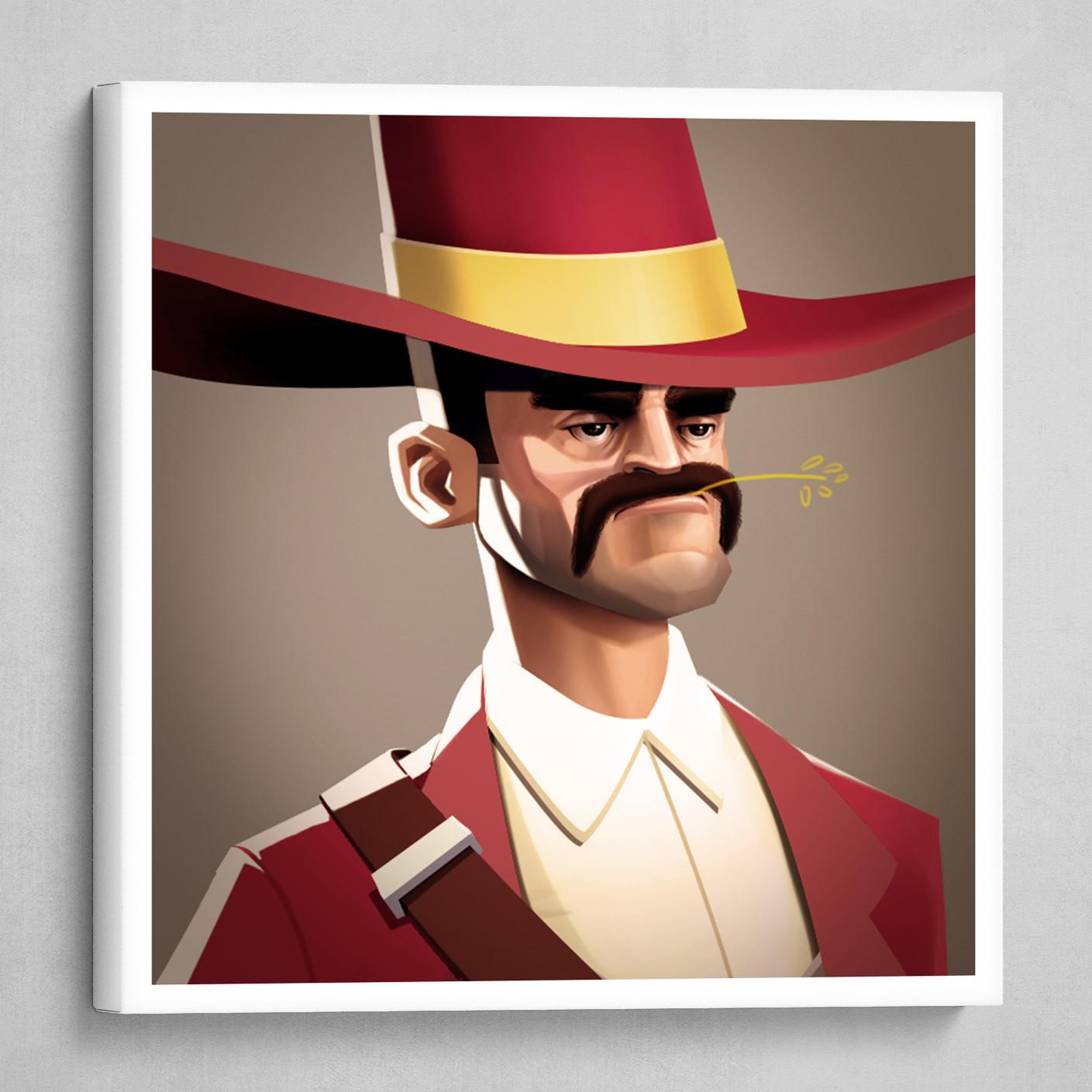 Cowboy - Man