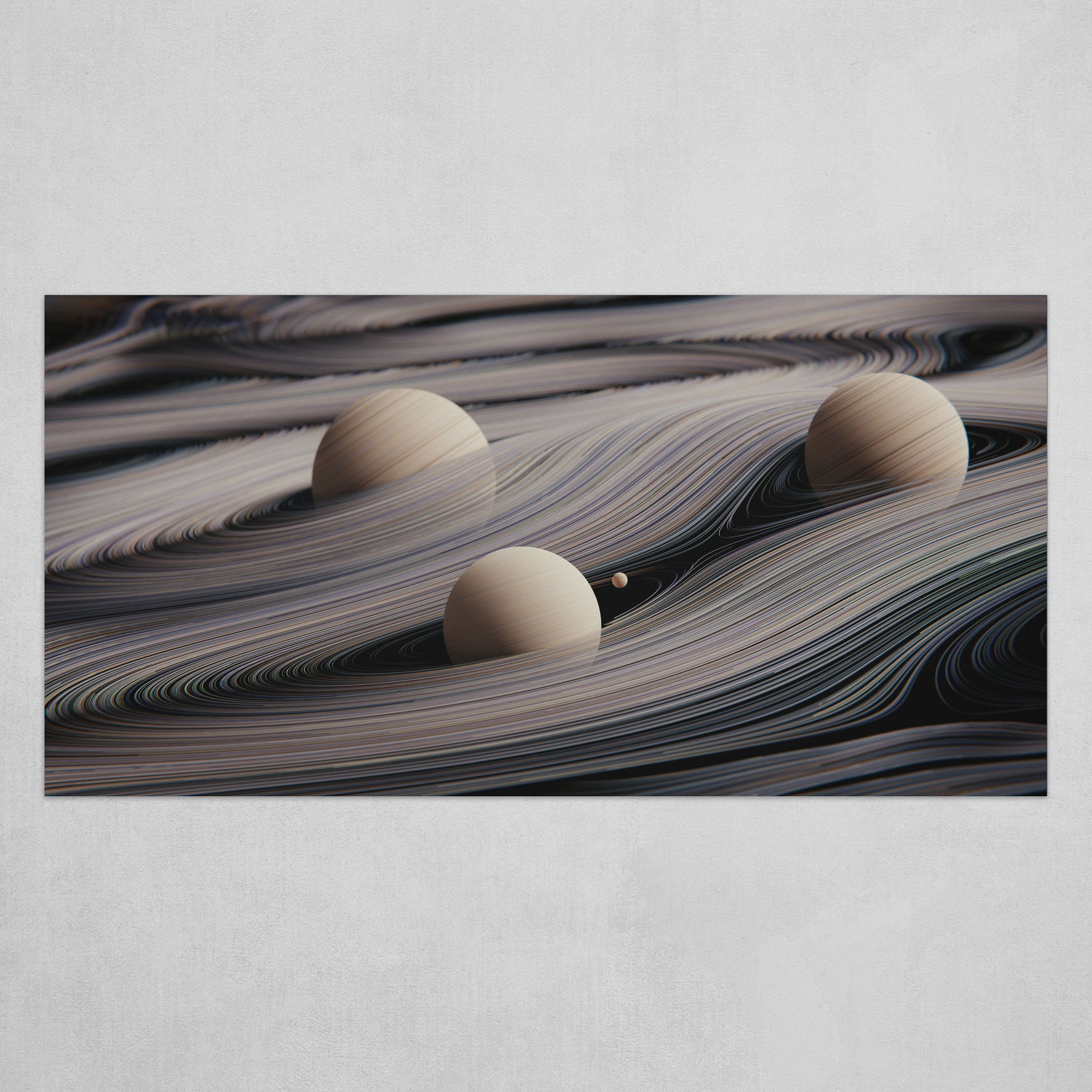 Saturns Sisters