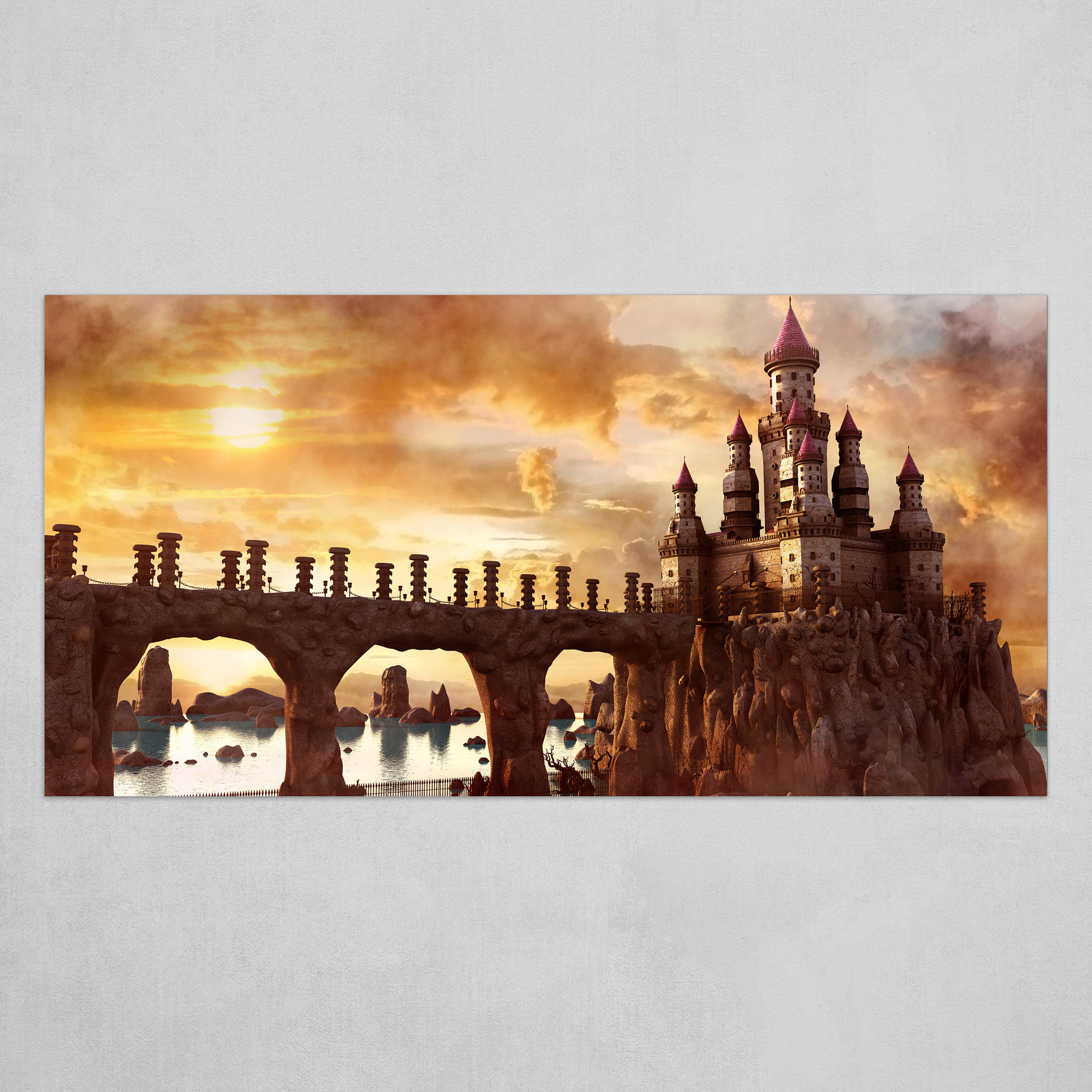 Fantasy Castle V2
