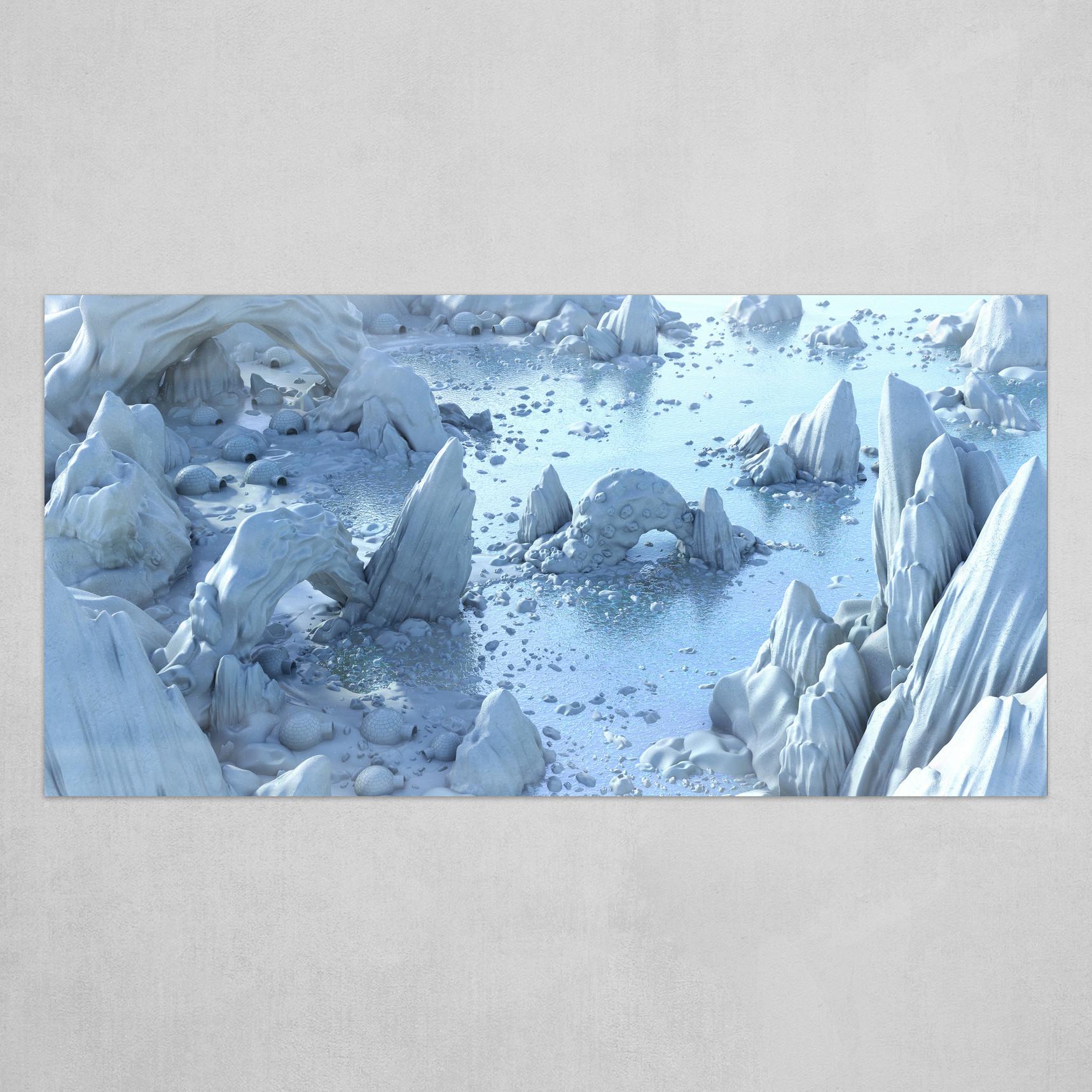 Arctic Landscape 1