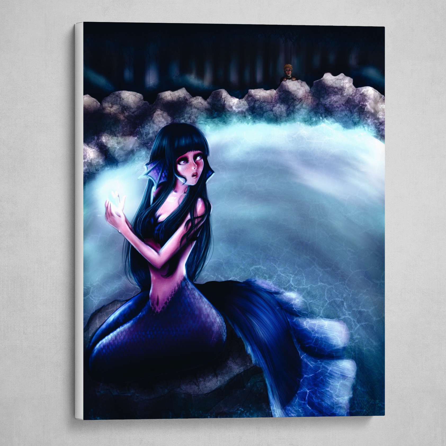 Mermaid (Print)