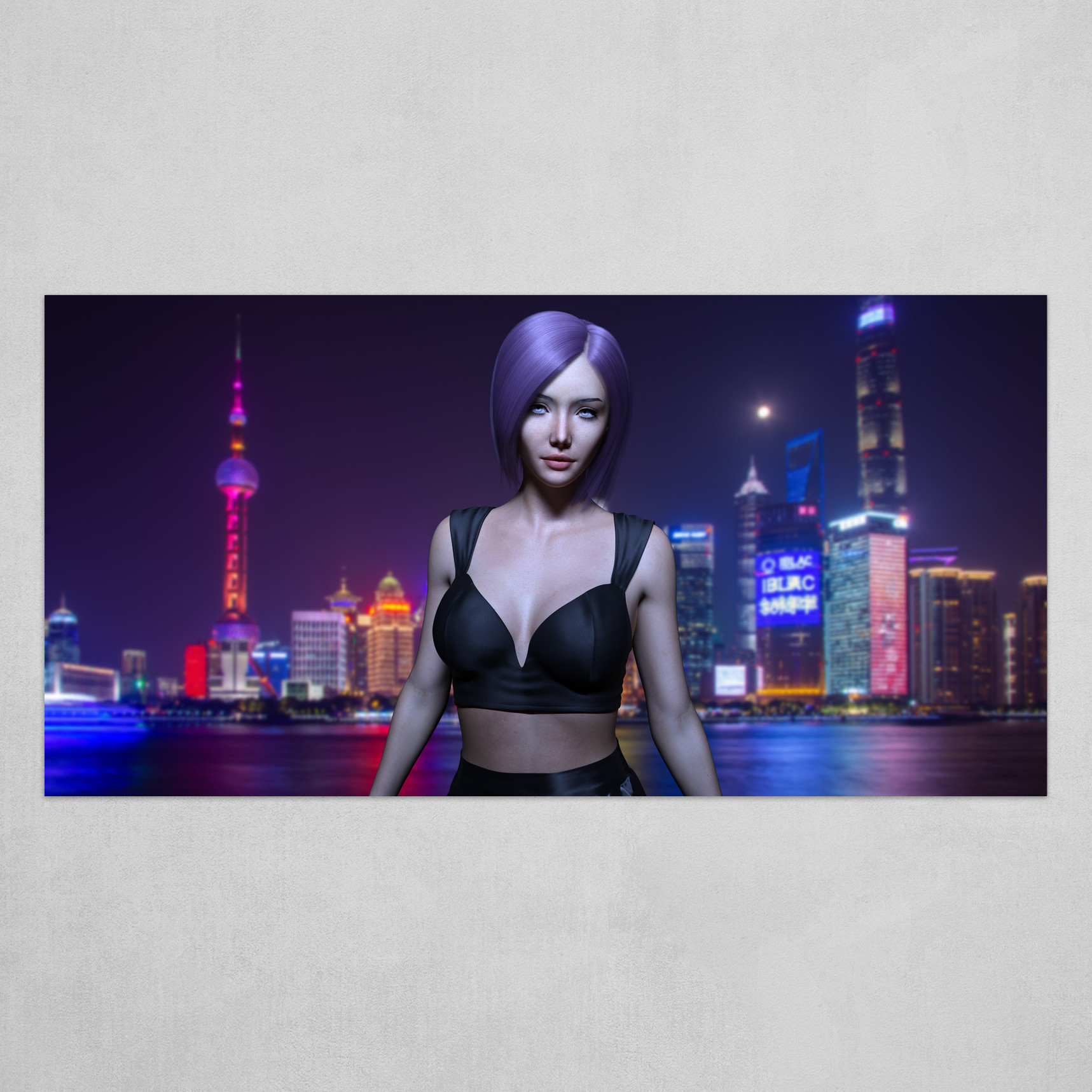 Serah Fei - Shanghai Shooting