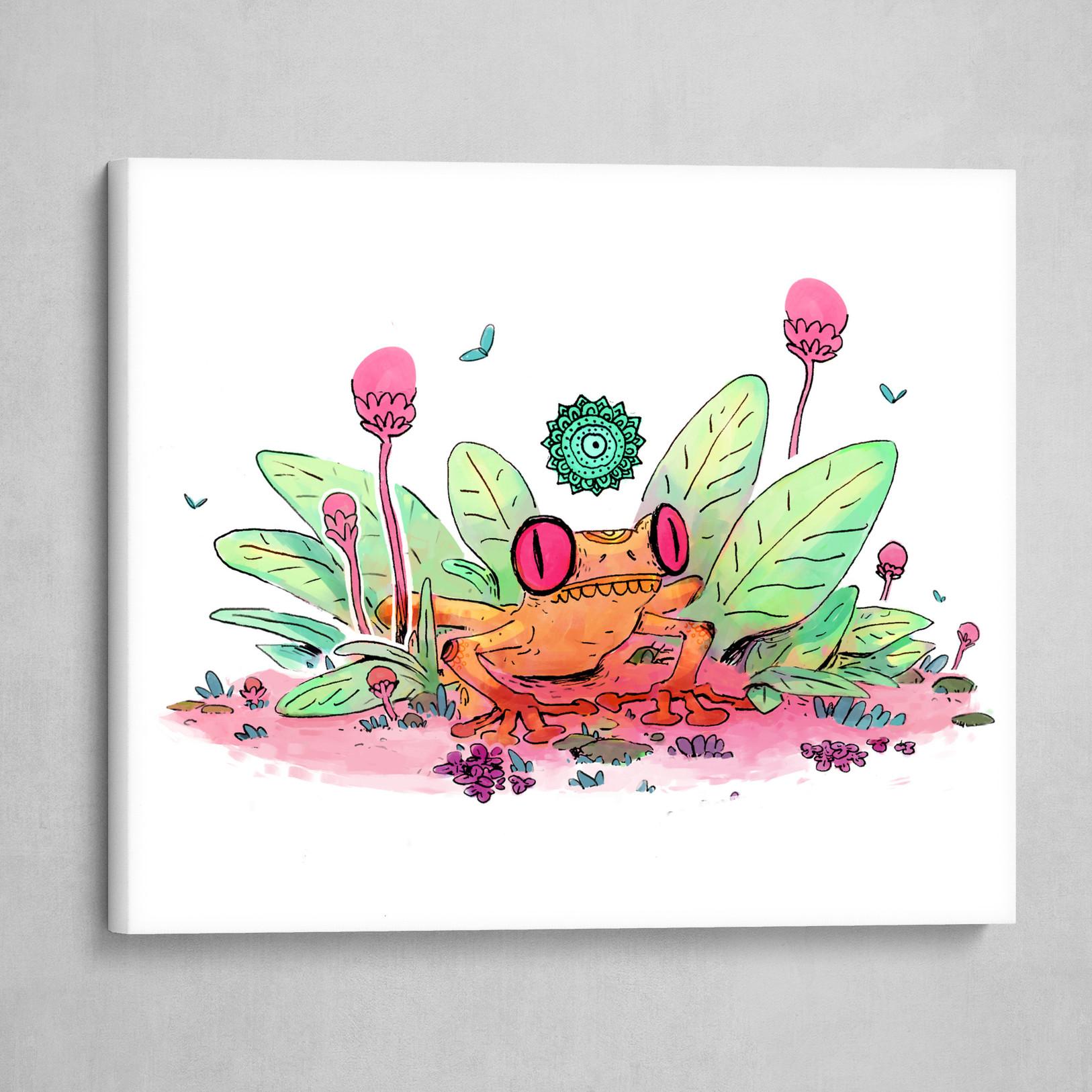 Mystical Frog