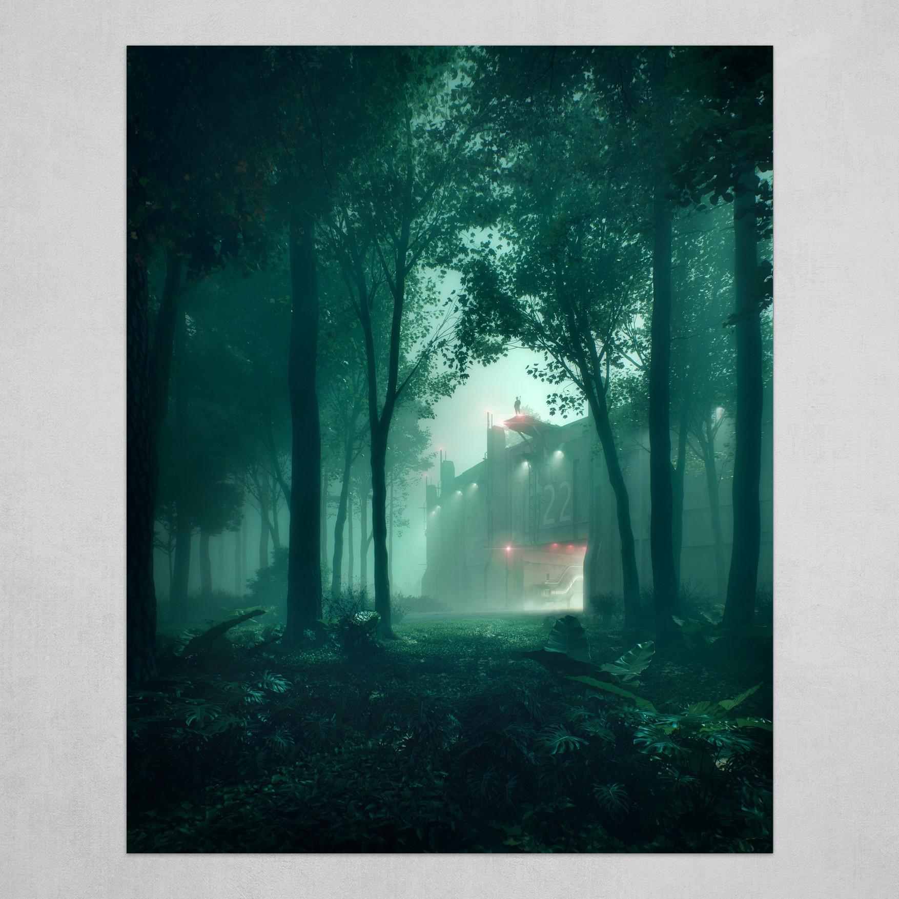 Project 22: The Secret Garden