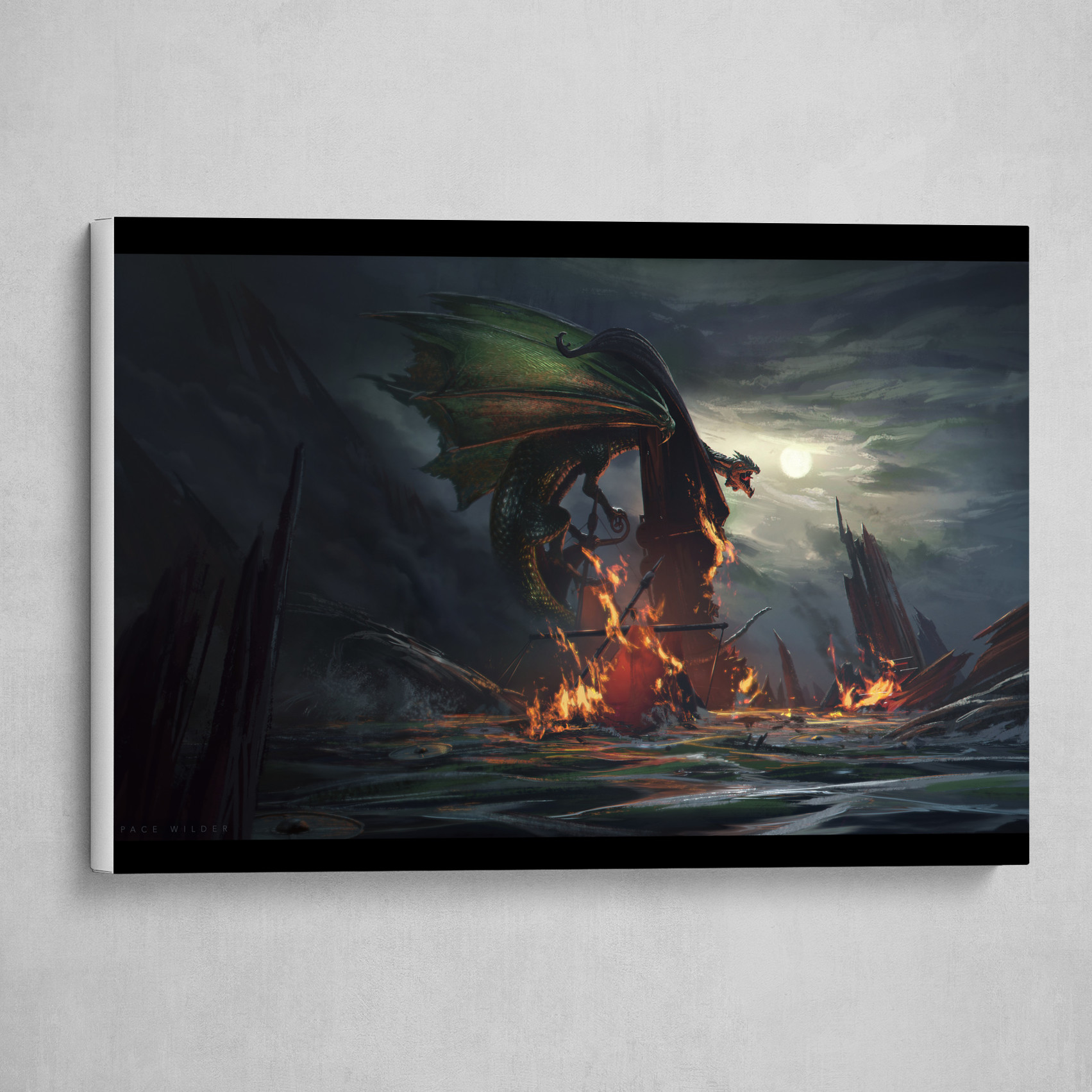 Dragon's Boneyard